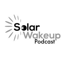 Solar Wakeup Podcast logo